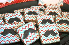 Little Man Party Ideas | Little Man Mustache Bash | Catch My Party | Mustache Party Ideas