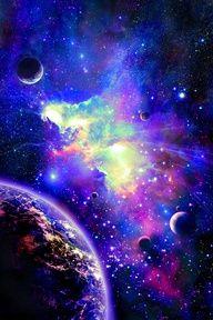 Blue & Purple Divinity