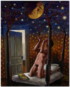 """""""Never Cry Moon"""" by Philip Gladstone"""