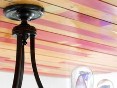 How to Dress Up a Basic Playhouse Interior : Outdoors : Home & Garden Television