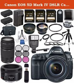 Cool Cars accessories 2017: Canon EOS 5D Mark IV DSLR Camera with 24-105mm f/4L II Lens 1483C010 + Canon EF ...  DSLR Camera Bundles, Interchangeable Lens Cameras, Digital Cameras, Camera & Photo, Electronics Check more at http://autoboard.pro/2017/2017/04/03/cars-accessories-2017-canon-eos-5d-mark-iv-dslr-camera-with-24-105mm-f4l-ii-lens-1483c010-canon-ef-dslr-camera-bundles-interchangeable-lens-cameras-digital-cameras-camera-photo-electron/