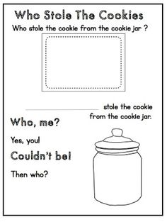 Who Stole The Cookie From The Cookie Jar Lyrics Simple 300 Best Nursery Rhymesshared Reading Images On Pinterest