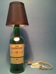 ( Glenlivet ) Table Lamp Black