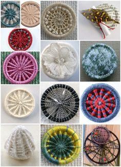 Dorset Buttons