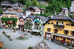 Hallstatt is in the unique position of being a day trip away from every major Austrian city. It's closest to Salzburg but if you don't mind a bit of driving you can reach it within