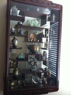 rosewood display