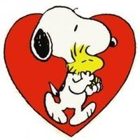 Even as I pin this I laugh at the irony as Woodstock the Bengal is driving poor Snoopy the Pom to utter distraction - best friends when they're not trying to kill each other! Gifs Snoopy, Snoopy Images, Snoopy Pictures, Snoopy Quotes, Snoopy Love, Snoopy Und Woodstock, Snoopy Valentine's Day, Snoopy Tattoo, Peanuts Cartoon