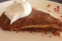 No Bake Chocolate PB pie.  Vegan and gluten free. Just got asked to bring a dessert for easter. Grandma is diabetic and I'm trying to cut out processed sugars so I'm super excited to try this recipe!