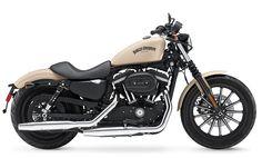 Harley-Davidson XL 883 SPORTSTER IRON 2014 - 2014-1