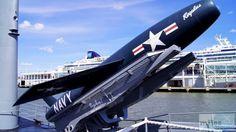 Regulus - Cruise Missle - Check more at https://www.miles-around.de/nordamerika/usa/new-york/nyc-uss-intrepid-flatiron-building-und-brooklyn-bridge/,  #BrooklynBridge #FlatironBuilding #NewYork #NewYorkCity #NewYorkPass #Reisebericht #USA #USSINTREPID