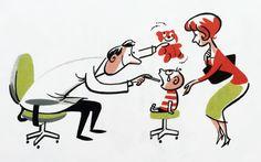 The Perfect Community - Health - illustrated by Satoshi Hashimoto : www.dutchuncle.co.uk/satoshi-hashimoto