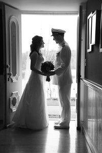 Timeless! #StPaulsChurch #PortGambleWeddings #RealWeddings