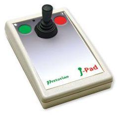 Ce boitier donne la possibilité d'utiliser un joystick pour piloter toutes les fonctions de l'iPad®, incluant, entre autres, la navigation dans les applications, la musique, les eBooks… et même le clavier virtuel !