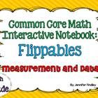 This resource contains 14  flippables to use while teaching the Measurement and Data Standards of the 5th Grade Common Core standards.Each standard...