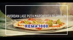 Hvordan lage pizza på grillen? Tacos, Pizza, Mexican, Ethnic Recipes, Food, Summer, Meal, Essen, Hoods