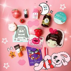 The Cult of Cute: How Korean Beauty Is Changing the Face of Your Vanity Table http://www.vogue.com/13297721/best-cutest-korean-beauty-products-tony-moly-skinfood/?utm_content=bufferae42c&utm_medium=social&utm_source=pinterest.com&utm_campaign=buffer