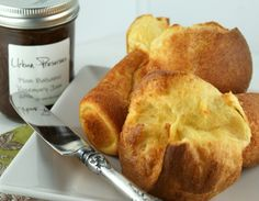 Pop overs always a great idea for brunch....especially this recipe !