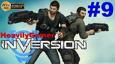 Inversion (PC) Gameplay Walkthrough Part 9:Kiltehr Final Boss Fight/Ending