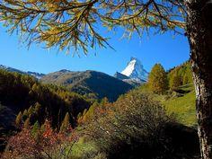 Wanderung von Zermatt nach Mutt Foto: Jochen Ihle, Wandermagazin SCHWEIZ