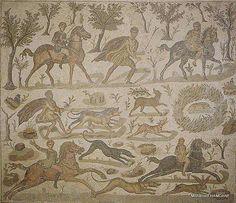 CULTURE et PATRIMOINE DE TUNISIE EN IMAGES- MOHAMED HAMDANE: MOSAIQUES DE TUNISIE