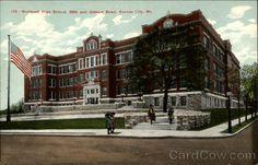 Westport High School Kansas City Missouri