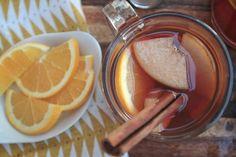 Boozy Fruity Mulled Cider - FabFitFun
