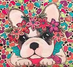 Resultado de imagen para simones perros para imprimir Baby Posters, Cool Posters, Boston Terrier Kunst, Trolls, Images Vintage, Puppy Images, Arte Pop, Dog Art, Cute Wallpapers