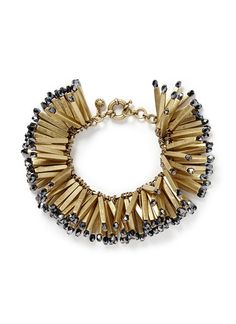 J.CREW Fireburst bracelet