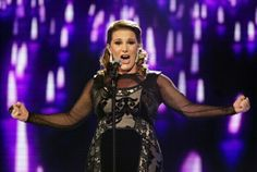 This week's X Factor was a patriotic celebration of 'The Great British Songbook' as the final seven contestants delved into the repertoire of the UK's greatest hits. The Power Of Love, My Love, Sam Bailey, Leicester City Fc, Prince Royce, Famous Singers, Waiting For Her, Great British, Arts And Entertainment