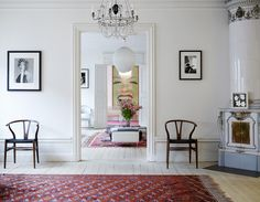 The charm of oriental rugs – inspiration by Patric Johansson | First Sense