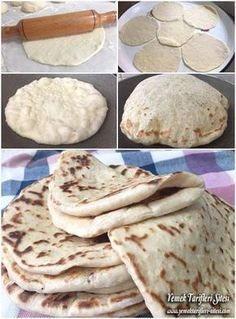 Lebanese Recipes, Armenian Recipes, Turkish Recipes, Italian Recipes, My Recipes, Bread Recipes, Cooking Recipes, Naan, My Favorite Food