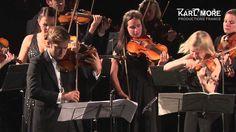 Arvo Pärt (né en 1935), Tabula Rasa pour cordes et piano joué à la cathédrale de Chambéry.