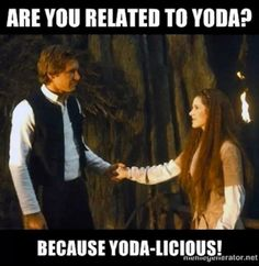YODA-Licious