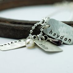 Hey, I found this really awesome Etsy listing at https://www.etsy.com/listing/78595220/personalized-jewelry-dog-tag-necklace