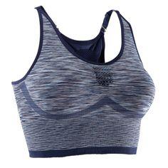 38 - Fitness - Women s Yoga Seamless Bra - Pink 1052f5d4ac4