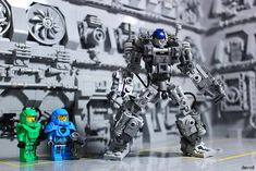 Mini Exo Suit | A Mini Exo Suit for every purpose, maintenan… | Flickr