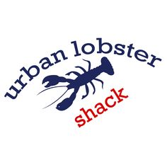 Logo made for Urban Lobster Shack, a seafood restaurant based in NYC.
