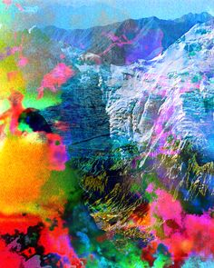 """Landscape 201102101 ""- An artwork by TCHMO."