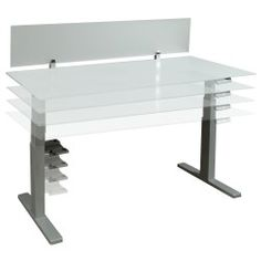 goSIT-Lifting Table-White-adjustment