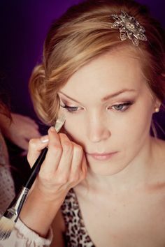 Schools Out: How to do bridal makeup – Week 2 'Alluring Eyes'