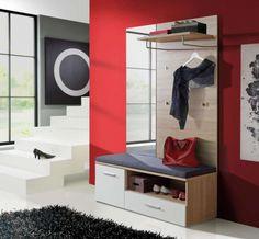 Entryway, House, Furniture, Home Decor, Contemporary Design, Cloakroom Basin, Homes, Entrance, Homemade Home Decor