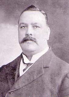 Oliver Trigg. Founder of Southend United in 1906.