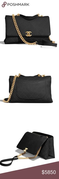 df055d550 Authentic Chanel Caviar Flap Bag Brand new with dust bag, box, and  authenticity card