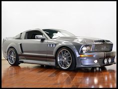 2007 Ford Sanderson Eleanor for sale by Mecum Auction Ford Mustang Eleanor, 2005 Ford Mustang, Mustang Girl, Shelby Gt 500, Ford Mustang Shelby, Ford Lincoln Mercury, Custom Cars, Concept Cars, Cool Cars