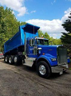 Kenworth Hot Rod Trucks, Big Rig Trucks, Dump Trucks, Kenworth Trucks, Dodge Trucks, Lifted Trucks, Custom Big Rigs, Custom Trucks, Dump Trailers