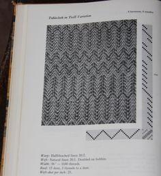 Malin Selander | Weaving Patterns | twill | for linen tablecloth | 8-shaft, 8-treadle