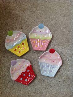 Cupcake Plates Cupcake Kitchen