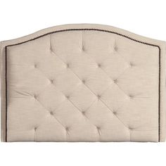 West Home, King Fashion, King Headboard, Tufting Buttons, Nailhead Trim, Transitional Style, Bed Furniture, Home Bedroom, Bed Frame
