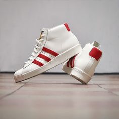 check out 95a70 8443f adidas Originals Pro Model Vintage DLX Shoes Sneakers, Adidas Sneakers,  Adidas Originals, Shoe