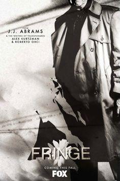 Fringe - season 1 promo poster
